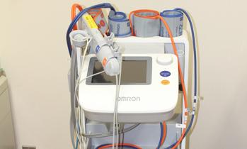 動脈硬化の程度を調べるABI・PWV検査