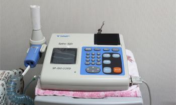 肺機能検査装置