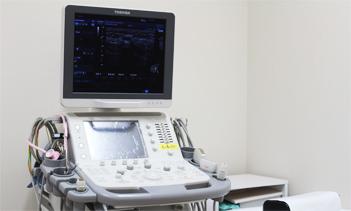 超音波エコー検査(頸部、甲状腺、心、腹部、血管)